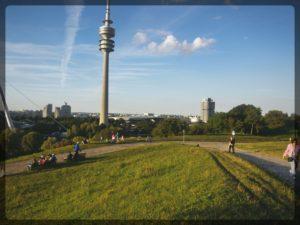 Olympia Park, Munich, Germany