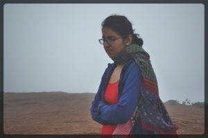 hiking in tadiandmol karnataka india