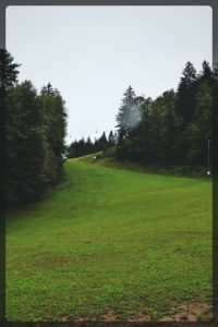 Hike in Straza, Bled, Slovenia