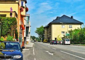 Salzburg roads, Austria