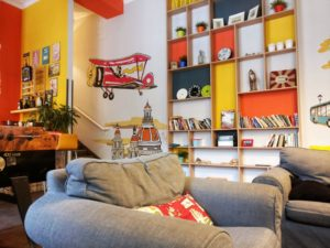 GoodMo House Hostel in Budapest, Hungary