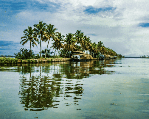 Alleppey Backwaters houseboat